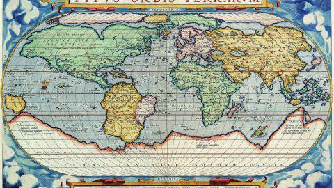 Карты Тартарии