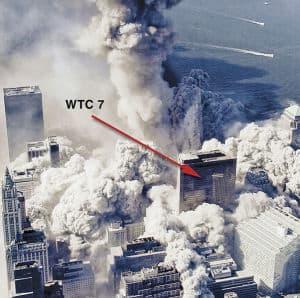 башни близнецы 11 сентября