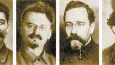 «Великая» Иудейская Революция 1917 года