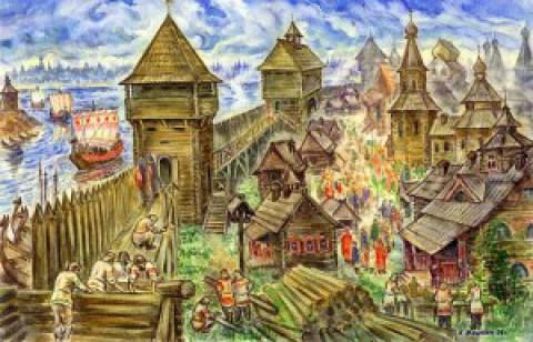 Другой взгляд на историю Руси