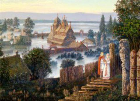 История славян и их истребления в Западной и Восточной Европе