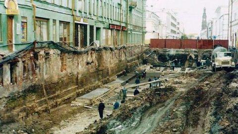 Апокалипсис в России 200 лет назад! Почему первые этажи домов под землёй?