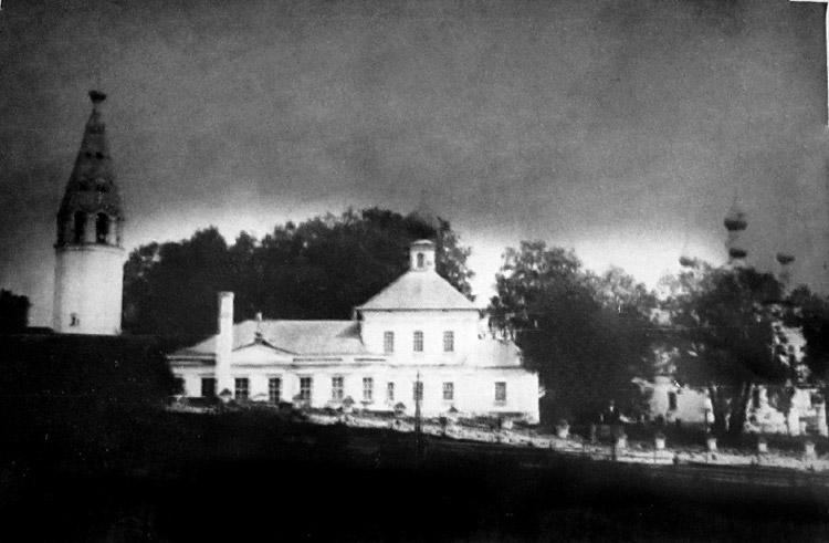 Церковь Годуновых в Семеновском
