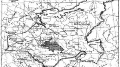 Мерянское Царство-колыбель древнего государства Руси