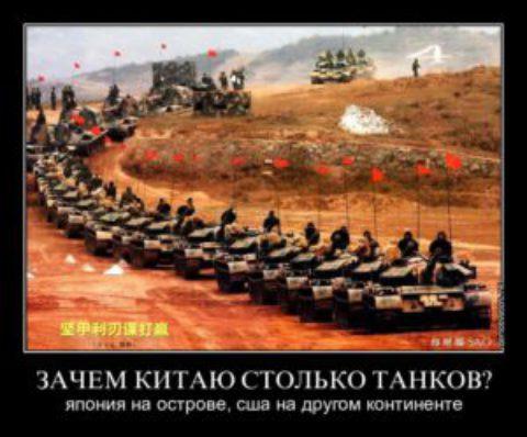 Пророчества о войне с Китаем