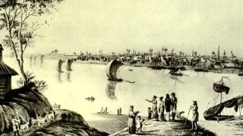 Древняя история Костромы и Ярославля
