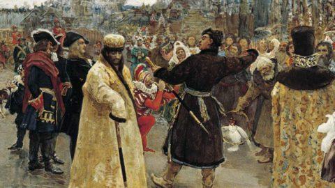 Cеменовский полк — правда о его истории