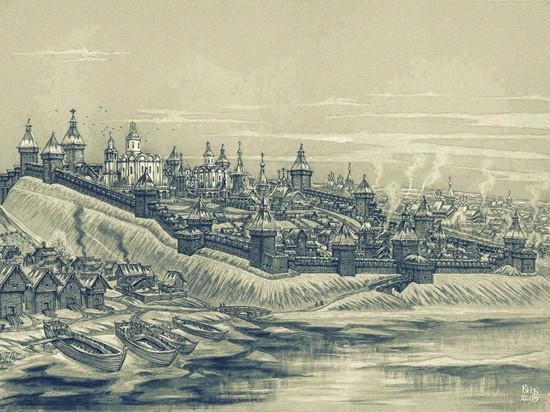 История Костромы