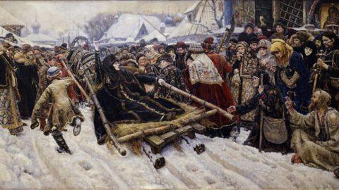 Род бояр Морозовых на Костромской земле