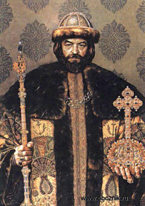 Русская военная элита в правление Годуновых (1598-1605 гг.)