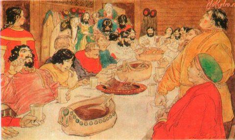 Окулово — центр ведических ритуалов