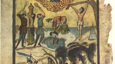Крещение Руси при царе Алексее Михайловиче Тишайшем